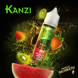 Twelve Monkeys - Kanzi